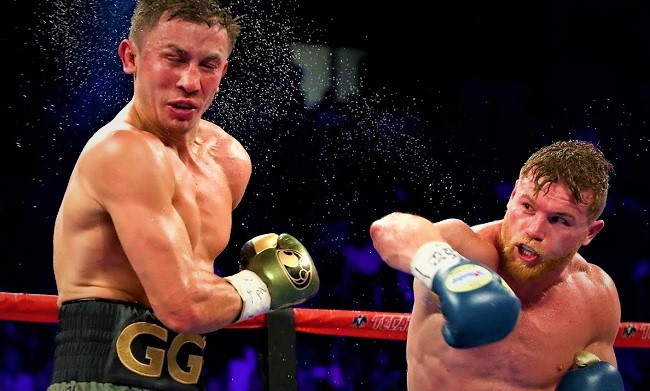 watch Canelo Fight in theaters