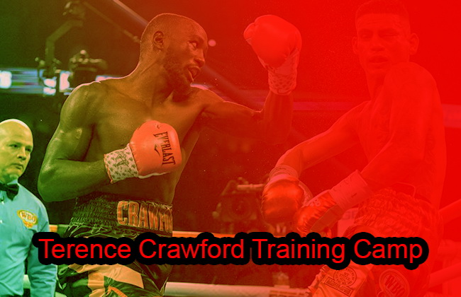 Terence Crawford Training