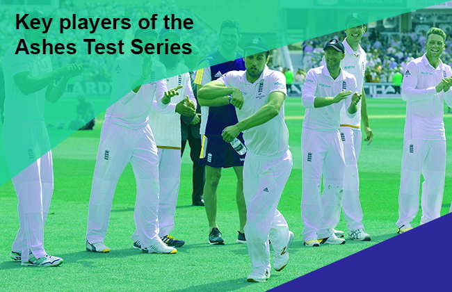 Ashes key players 2019