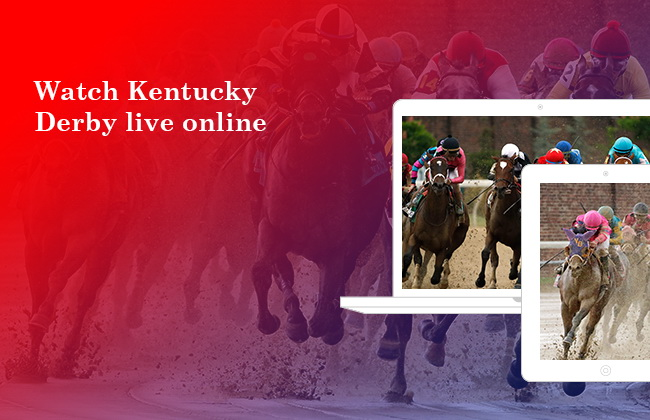 Watch Kentucky Derby live online